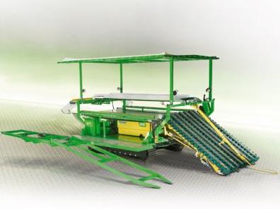 Vásárolni HORTECH H RAPID SR zöldség betakarítógép