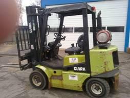 Vásárolni Clark CGP 25 gázüzemű targonca