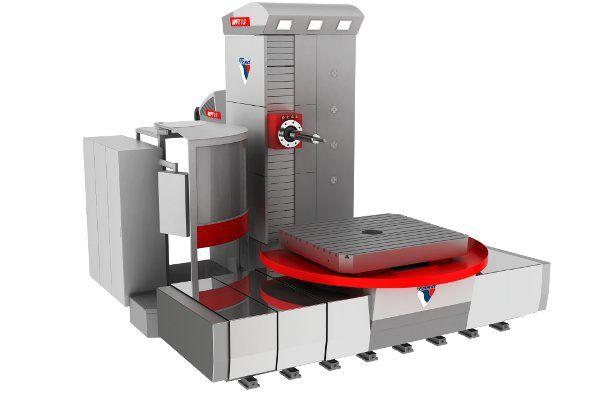 Vásárolni WFT 13 CNC vízszintes fúró-marómű