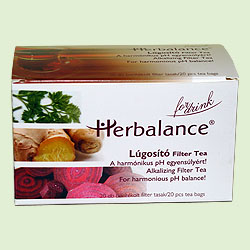 Vásárolni Herbalance Lúgosító tea