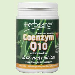 Vásárolni Herbalance Coenzym Q10