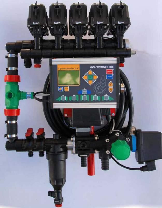 Vásárolni Agromehanika AG-Tronik Nyomásszabályozó Permetezőgép tartozékok