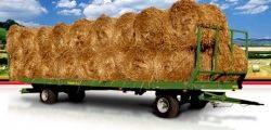 Vásárolni Pronar bálaszállító pótkocsik