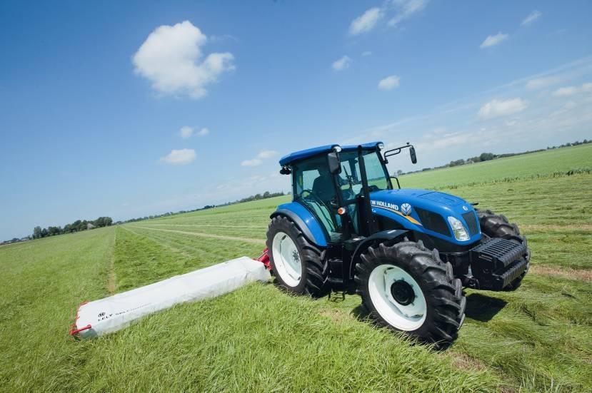 Vásárolni New Holland TD5 (65 - 115 Le) traktor széria