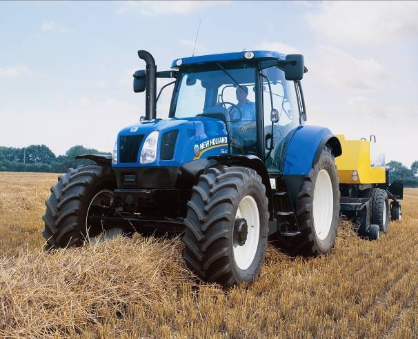 Vásárolni T6 traktorszéria (110-140 LE)
