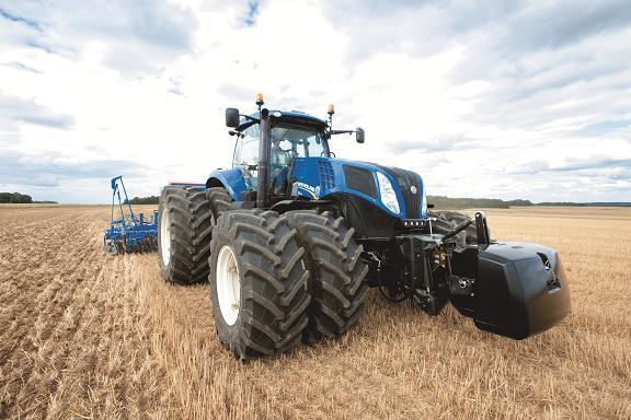 Vásárolni T8 traktorszéria