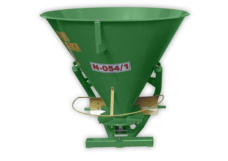 Vásárolni KOLIBER N-054, N-054/1 röpítőtárcsás műtrágyaszóró