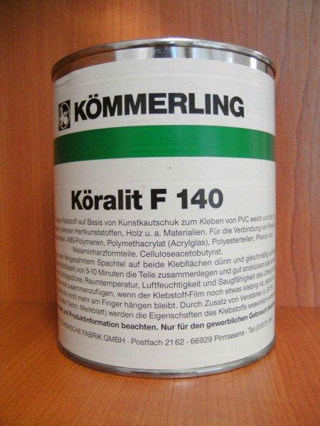 Vásárolni KÖRALIT F 140