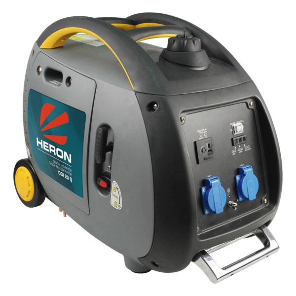 Vásárolni Heron 3kVa áramfejlesztő