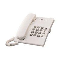 Vásárolni Telefon Panasonic KX-TS500HG fehér