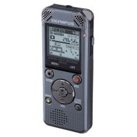 Vásárolni Diktafon digitális WS-812 szürke (4GB) újratölthető Ni-MH akkuval és sztereó fülhallgatóval
