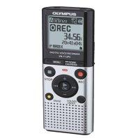 Vásárolni Diktafon digitális VN-712PC ezüst (2GB) elem, USB kábel és tok, MP3 lejátszás