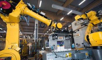 Vásárolni MSK palettázó robotok – erős csomagolási rugalmasság érdekében
