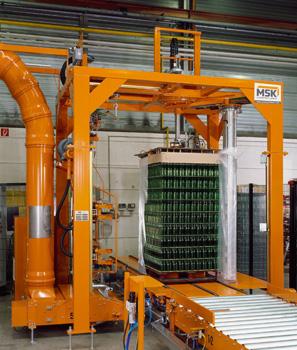 Vásárolni MSK Defotech kicsomagoló gép az italgyártó iparág számára