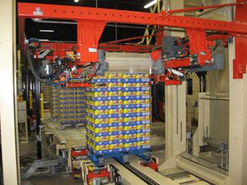 Vásárolni Nyújtott-fóliás csomagoló berendezések az italgyártó iparág számára