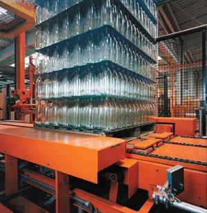 Vásárolni MSK Transtech szállítási rendszerek az italgyártó ipar számára