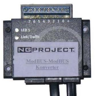 Vásárolni ModBus-ModBus konverter