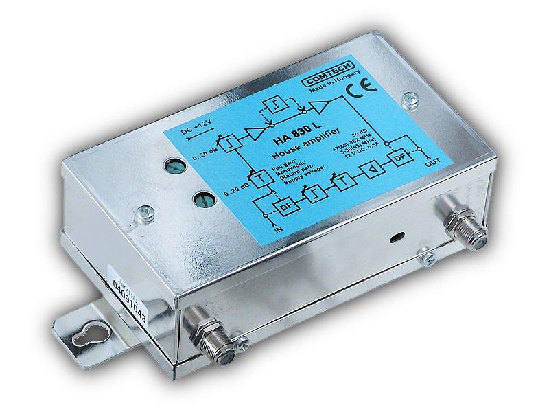Vásárolni HA800L Mini házerősítő (hálózati tápadapterrel)