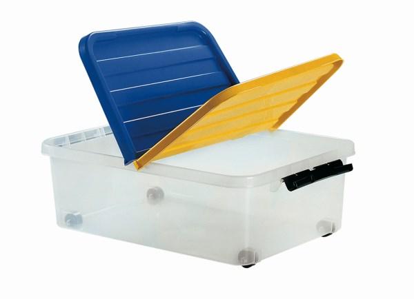 Vásárolni CLIPBOX Tároló doboz zárható tetővel 1609