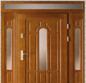 Vásárolni Fa bejárati ajtók