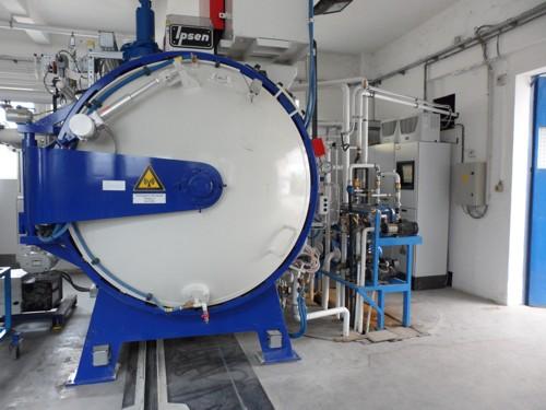 Vásárolni IPSEN Turbo2 Treater vákuum hőkezelő kemence