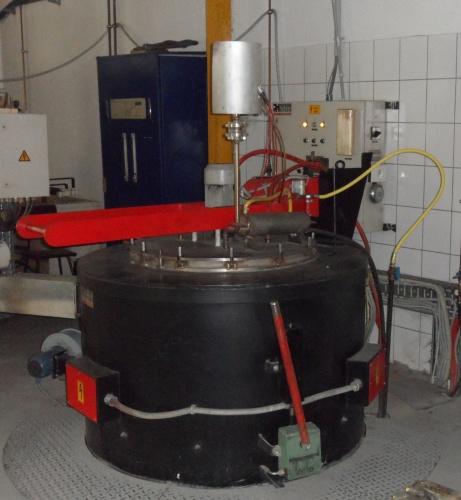 Vásárolni SLR-4 nitridáló kemence