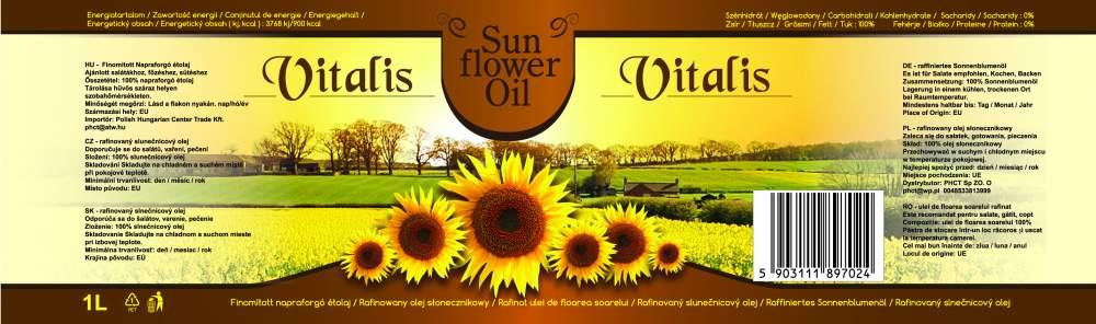 Vásárolni Sunflower oil