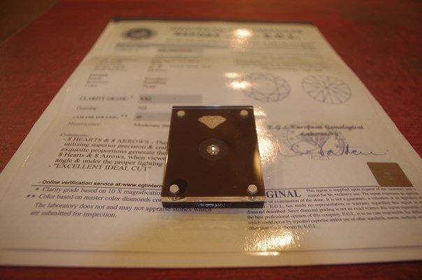 Vásárolni Бриллианты с сертификатами