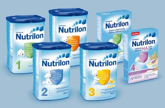 Vásárolni Nutrilon tejpor