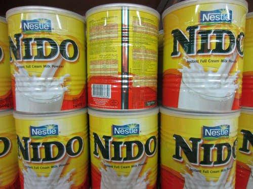 Vásárolni Nido teljes tejből készült tejpor