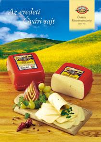 Vásárolni Eredeti Óvári sajt
