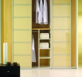 Vásárolni Beépített szekrények
