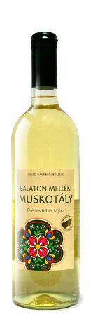 Vásárolni Balaton melléki Muskotály fehérbor