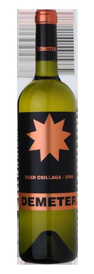 Vásárolni Eger Csillaga 2006 fehérbor