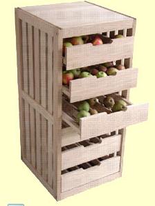 Vásárolni Gyümölcs tároló szekrény