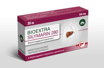Vásárolni Bioextra Silymarin májvédő