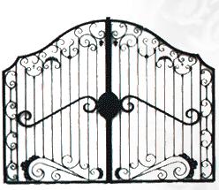 Vásárolni Kovácsoltvas kapu