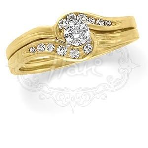 Gold Wedding Rings: Catalogue Des Bagues De Mariage Au Maroc