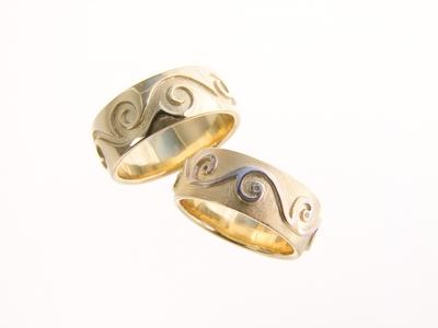 Vásárolni Arany karikagyűrű
