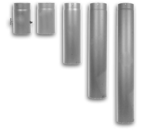 Vásárolni Egyenes füstcsövek