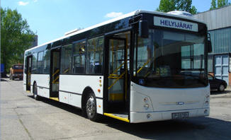 Vásárolni ARC 134.01 alacsony padlós szóló autóbusz