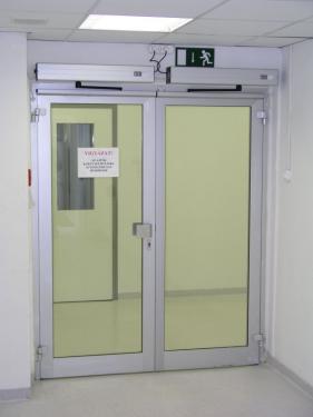 Vásárolni DITEC szárnyas automata ajtó, ajtónyitó és üvegportál