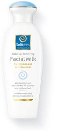 Vásárolni Sminklemosó arctej normál és száraz bőrre