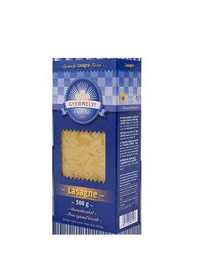 Vásárolni Gyermelyi Lasagne