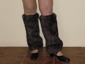 Vásárolni Szőrme lábmelegítő