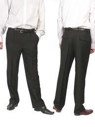 Vásárolni Öltöny férfi szabású nadrágok