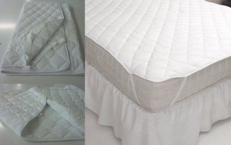 Vásárolni Antiallergén steppelt matracvédő