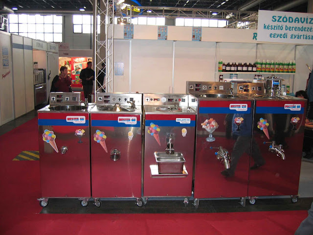 Vásárolni Fagylaltfőzőgép tipus 60