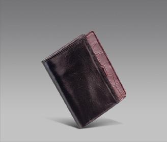 Vásárolni Rhapsody Rejtettzsebes férfi pénztárca