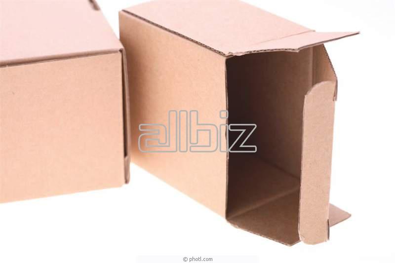 Vásárolni Tető-fenéklapolt kartondoboz
